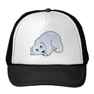 Polar Bear Design Hats
