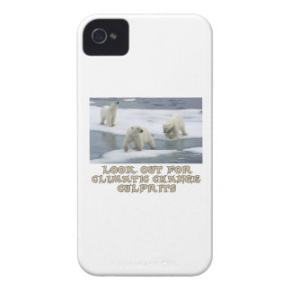 Polar bear designs iPhone 4 Case-Mate case