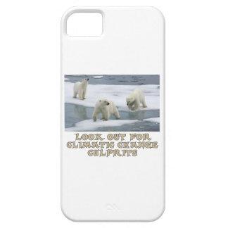 Polar bear designs iPhone 5 cover