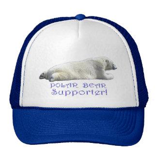 POLAR BEAR, EARTH DAY Gifts Hat