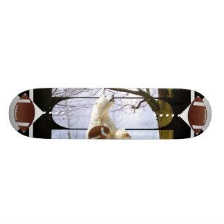 Polar Bear Football Skateboard Decks