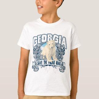 Polar Bear Georgia T-Shirt