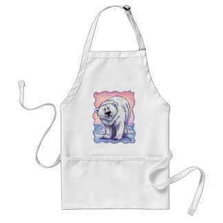 Polar Bear Gifts & Accessories Standard Apron