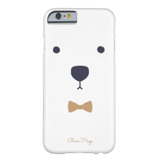 Polar Bear Hugs Barely There iPhone 6 Case