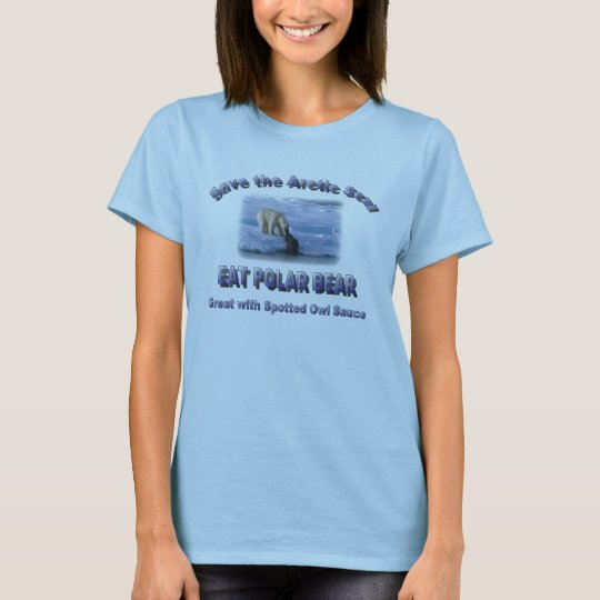 Polar-bear-hunting-seal T-Shirt