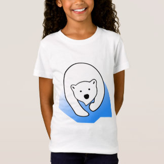 Polar bear illustration T-Shirt