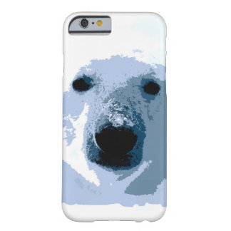 Polar Bear iPhone 6 Case Barely There iPhone 6 Case