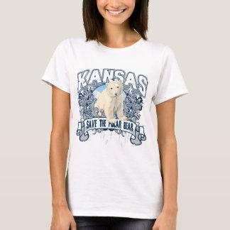 Polar Bear Kansas T-Shirt