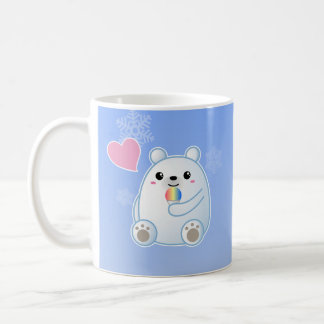Polar Bear Love Coffee Mug