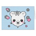 Polar Bear Love Greeting Cards