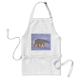 Polar Bear Morn Standard Apron