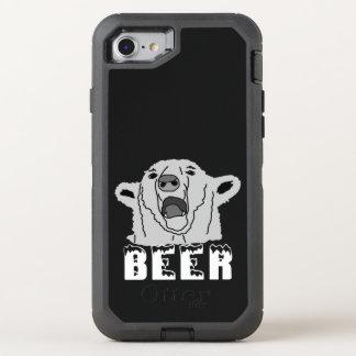 Polar Bear OtterBox Defender iPhone 8/7 Case