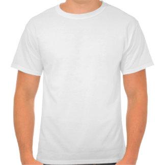 Polar Bear Paw Print T-shirts