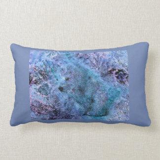 Polar Bear Purple Cushion