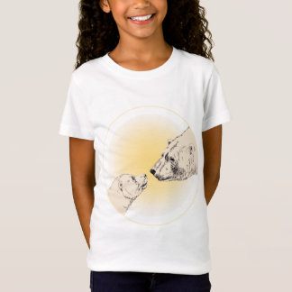 Polar Bear Shirt Girl's Baby Bear Shirts & Gifts