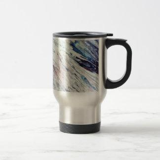 polar bear stainless steel travel mug