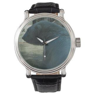 Polar Bear Time Wristwatch