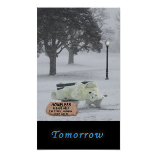 Polar Bear Tomorrow Print