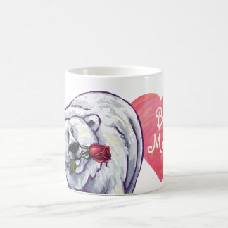 Polar Bear Valentine's Day Magic Mug