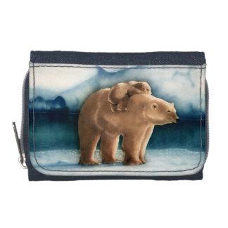 Polar Bear Wallet