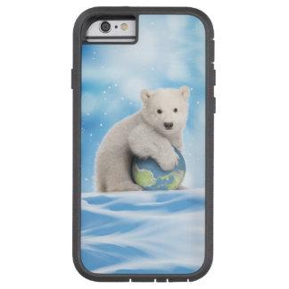 Polar Bear World Tough Xtreme iPhone 6 Case