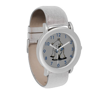 Polar Bear Wrist Watch