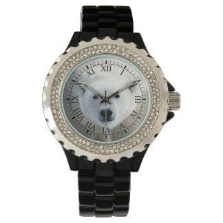 Polar Bear Wristwatches