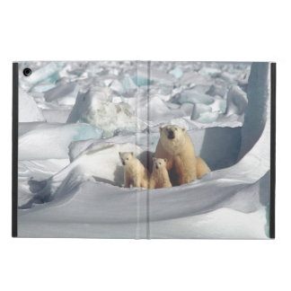 Polar Bears Arctic Wildlife iPad Air Case