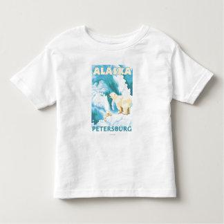 Polar Bears & Cub - Petersburg, Alaska Shirt