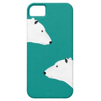 Polar Bears iPhone 5 Cases