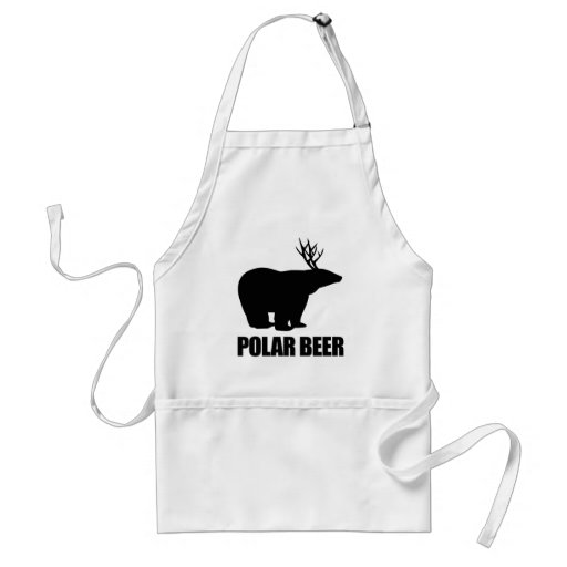 Polar Beer Apron