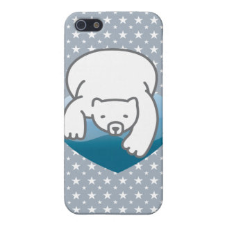 Polar Heart Case For iPhone 5