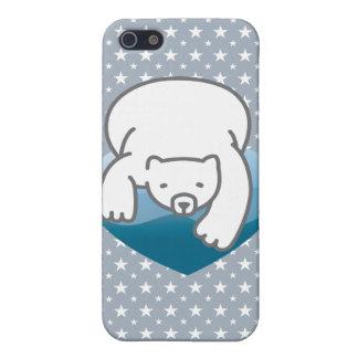 Polar Heart iPhone 5 Case