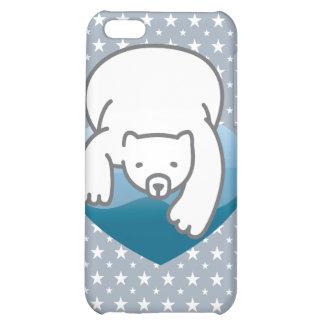 Polar Heart iPhone 5C Cover