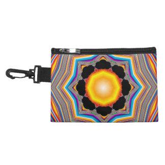 Polar Kaleidoscope Clip On Bagettes Bag Accessory Bag