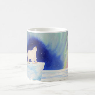 Polar Lights Coffee Mug