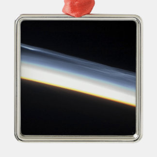 Polar mesospheric clouds christmas ornament