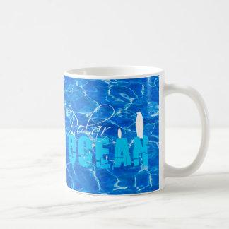 Polar Ocean Coffee Mug