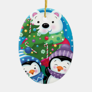 Polar Pals Ornament