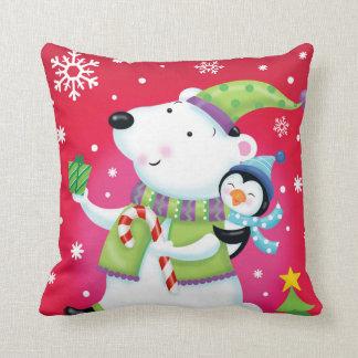 Polar Pals Pillow