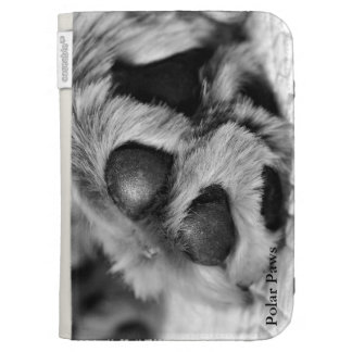 Polar Paws, Golden Retriever Kindle 3G Cover