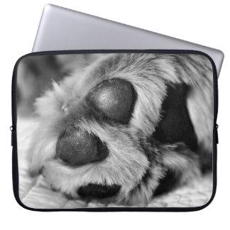 Polar Paws Golden Retriever Laptop Sleeve