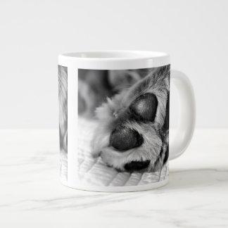 Polar Paws, Golden Retriever 20 Oz Large Ceramic Coffee Mug