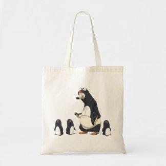 Polar Penguin Bag