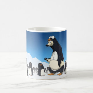Polar Penguin Mug