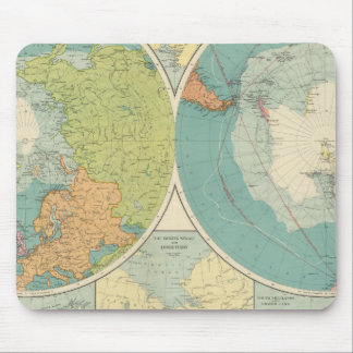 Polar Regions Mouse Mat