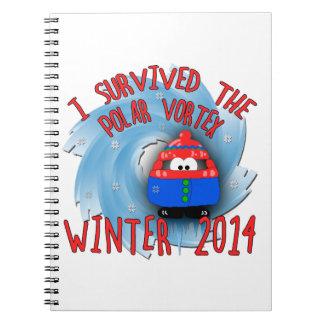 POLAR VORTEX 2014 Winter Notebooks
