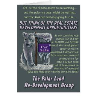 Polarland Redevelopment Card