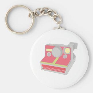 Polaroid Camera Key Chains