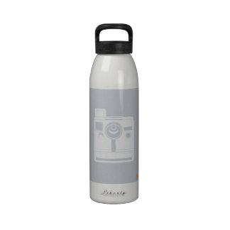 Polaroid Camera Drinking Bottles